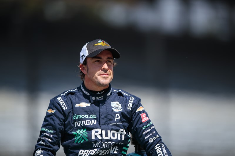 IndyCar: 104th Running of the Indianapolis 500-Qualifying
