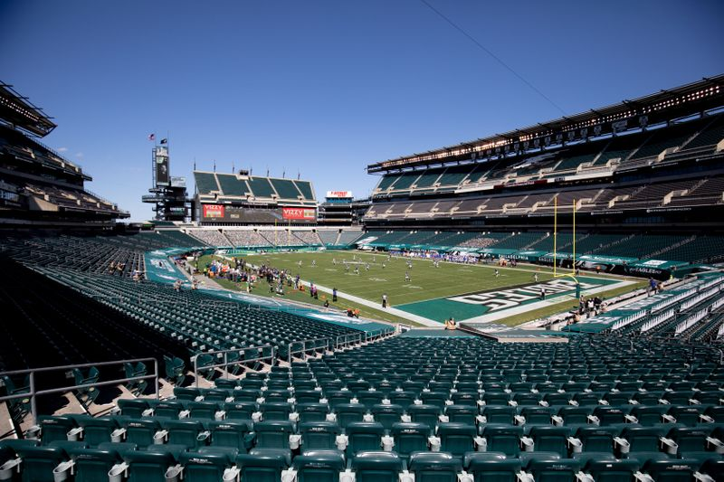FILE PHOTO: NFL: Los Angeles Rams at Philadelphia Eagles