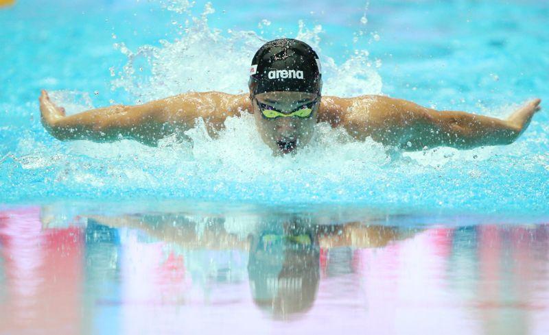 FILE PHOTO: Swimming - 18th FINA World Swimming Championships