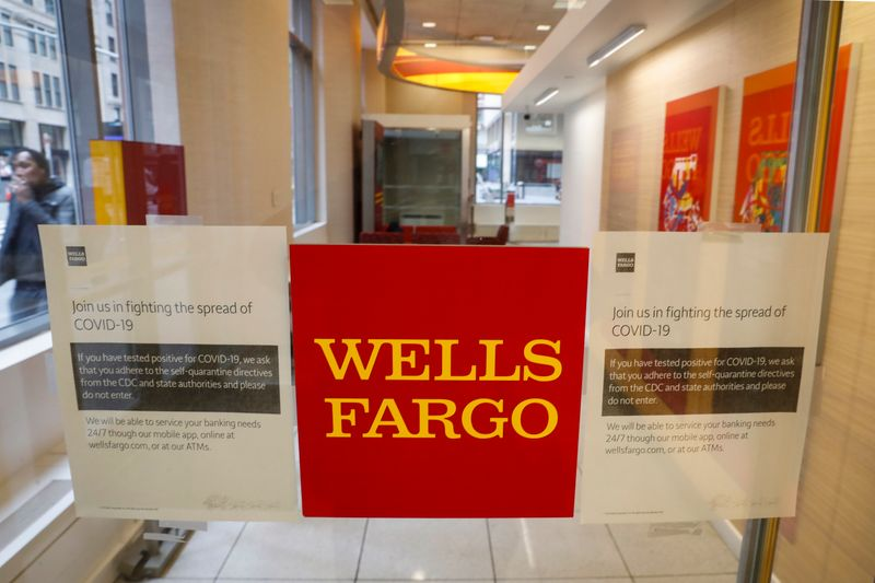 Wells Fargo earnings fall short of estimates