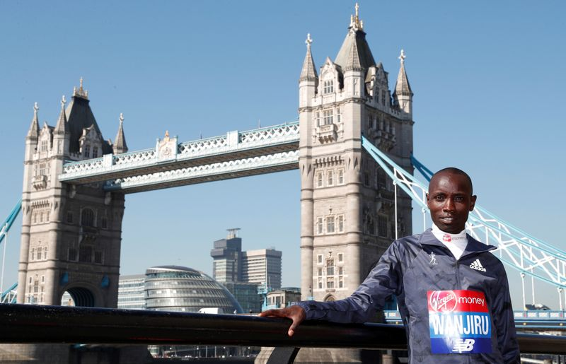 FILE PHOTO: London Marathon - Elite Men Press Conference