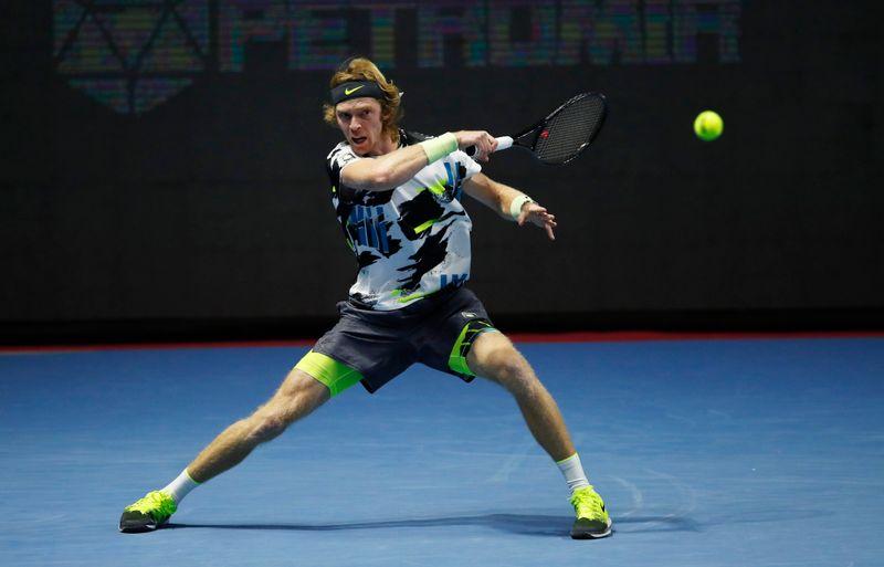 ATP 500 - St Petersburg Open
