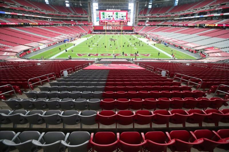 FILE PHOTO: NFL: Washington Football Team at Arizona Cardinals