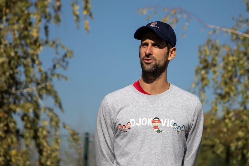 Novak Djokovic regrets US Open and Roland Garros failures