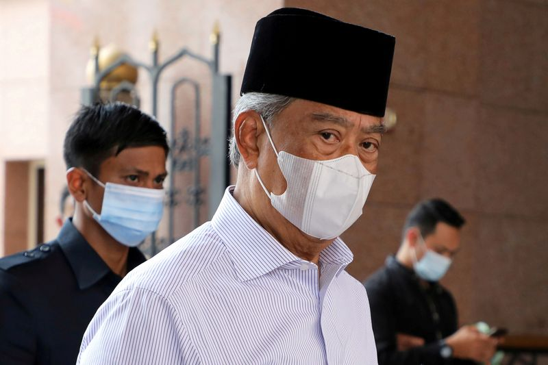 Malaysia's king to consult with rulers amid talk of emergency