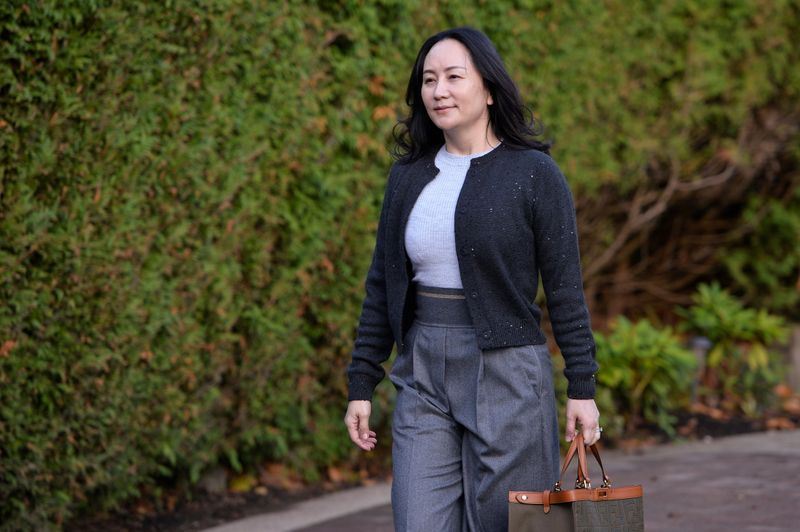 Huawei CFO's lawyers set to grill witnesses as United States extradition case resumes