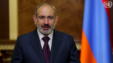 Armenian prime minister on conflict with Azerbaijan: Their goal is genocide