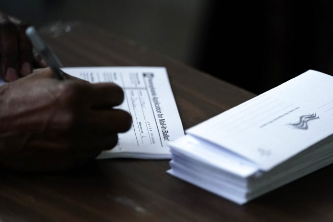 Almost 50000 Franklin County Voters Received Incorrect Absentee Ballots