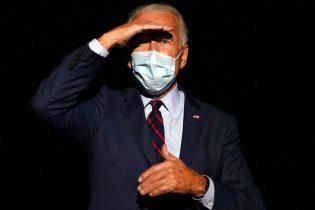 President Trump slams Biden for misspeaking about running for presidency