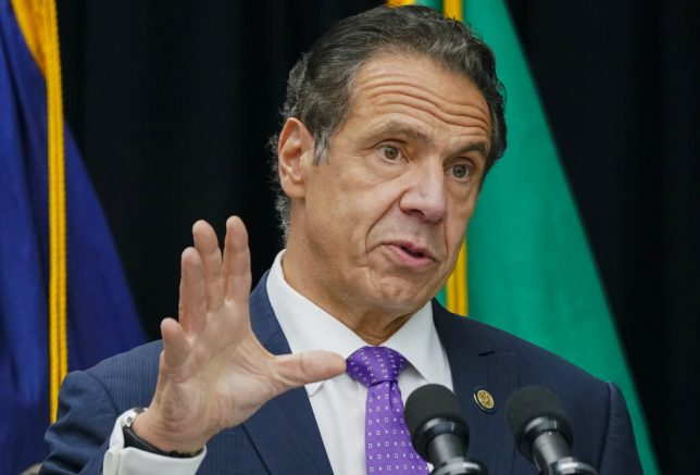 Cuomo calls for clarity on administering vaccine