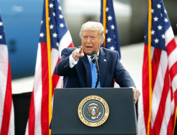 Donald Trump: Jesus Christ 'More Famous' than I Am
