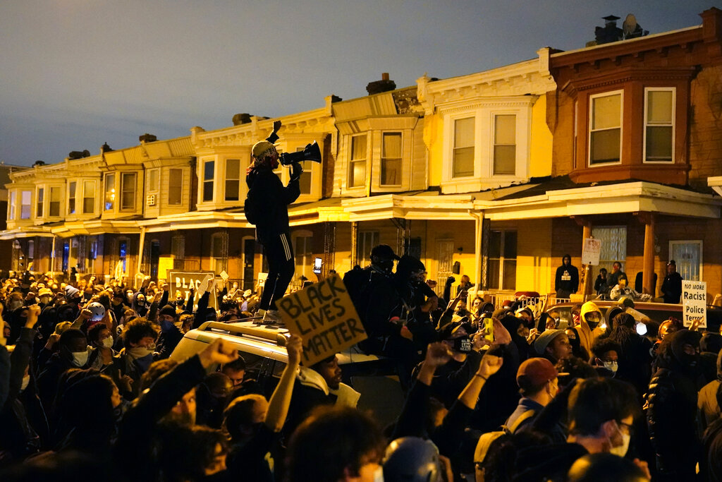 AP20302040768643 White House On Pa. Riots: Consequence Of Liberal Democrats' War On Police Top Stories U.S. [your]NEWS