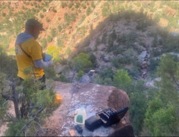 Missing person found at Zion National Park, NPS says