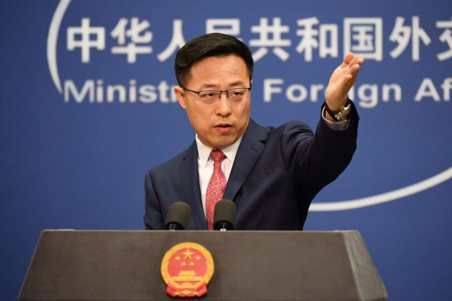 China to sanction USA firms over Taiwan arms sale