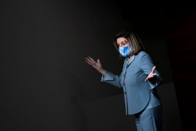 Pelosi says she hopes for stimulus deal in lame duck session
