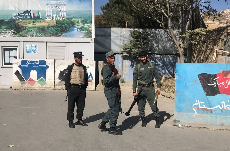 Gunmen storm the prestigious Kabul University, take hostages