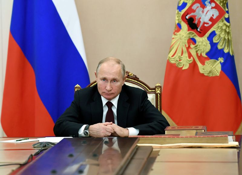 Putin could step down next year over health concerns