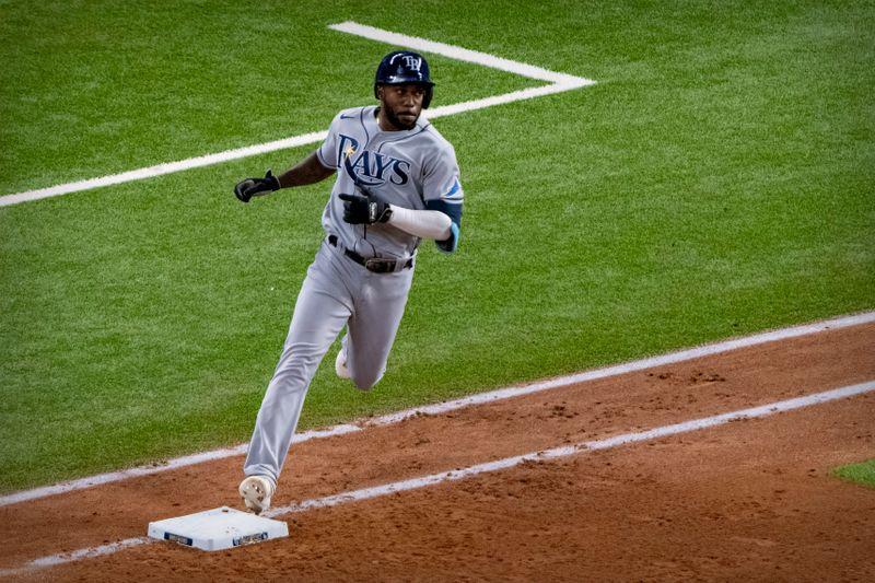 FILE PHOTO: MLB: World Series-Tampa Bay Rays at Los Angeles Dodgers
