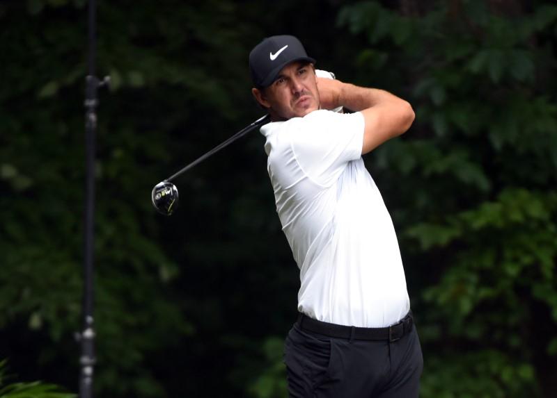FILE PHOTO: PGA: Wyndham Championship - First Round