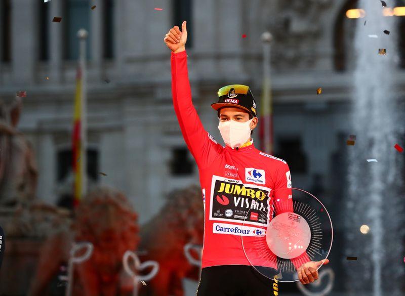 FILE PHOTO: Vuelta a Espana