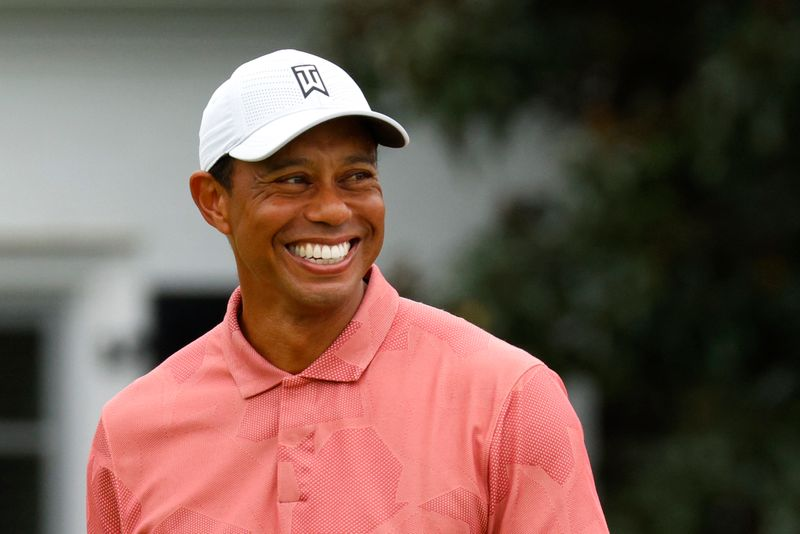 Woods grouped with Lowry for Masters defence, McIlroy with Johnson