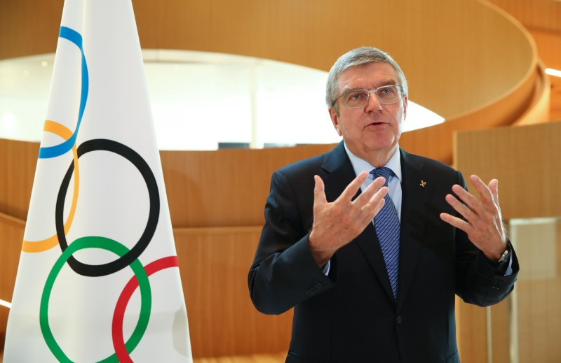 Interview with IOC President Bach after Tokyo 2020 postponement decision