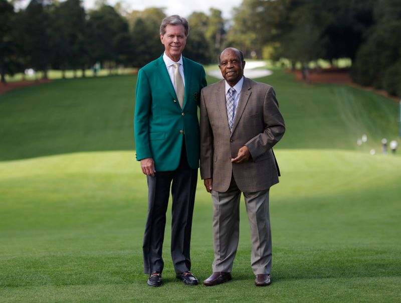 FILE PHOTO: The Masters