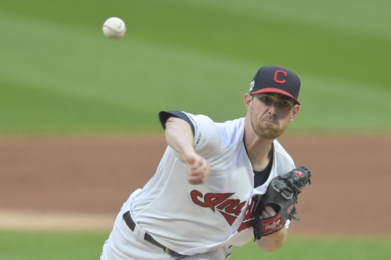 FILE PHOTO: MLB: Chicago White Sox at Cleveland Indians