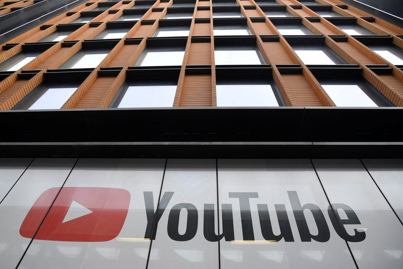YouTube outage reported nationwide