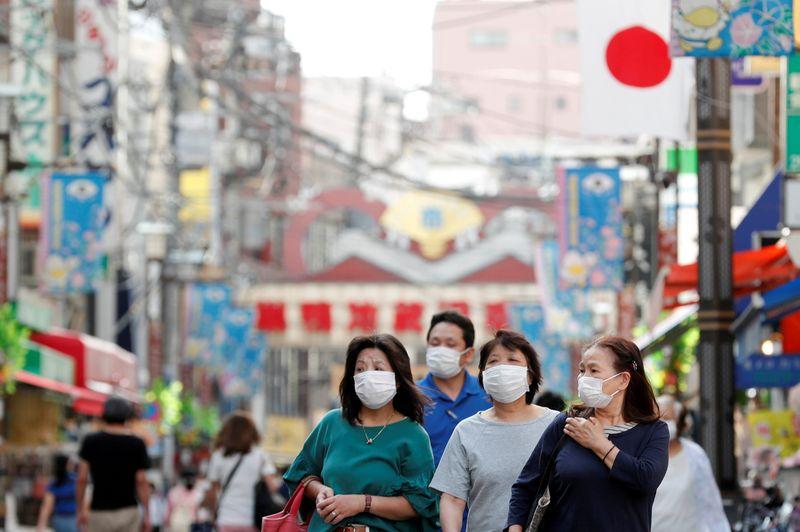 Outbreak of the coronavirus disease (COVID-19) in Tokyo