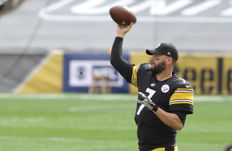 Steelers QB Roethlisberger activated from COVID-19 list ...