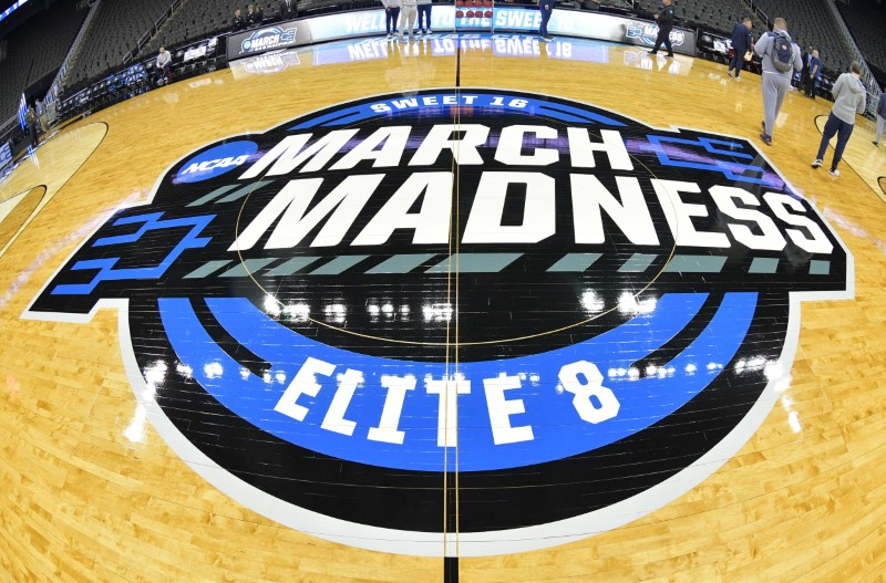 NCAA Basketball: NCAA Tournament-Midwest Regional Practice