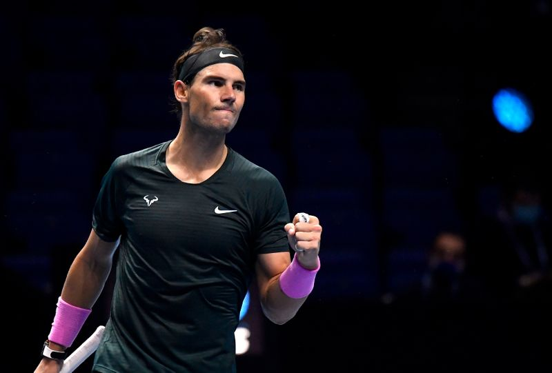 Dominic Thiem outlasts Rafael Nadal in thrilling ATP Finals match