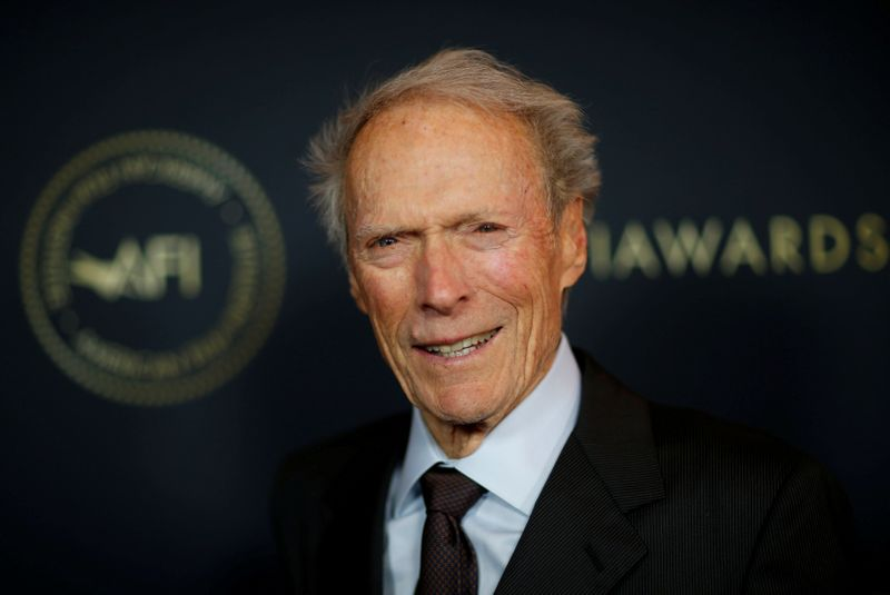 FILE PHOTO: Director Eastwood attends the AFI 2019 Awards luncheon in Los Angeles