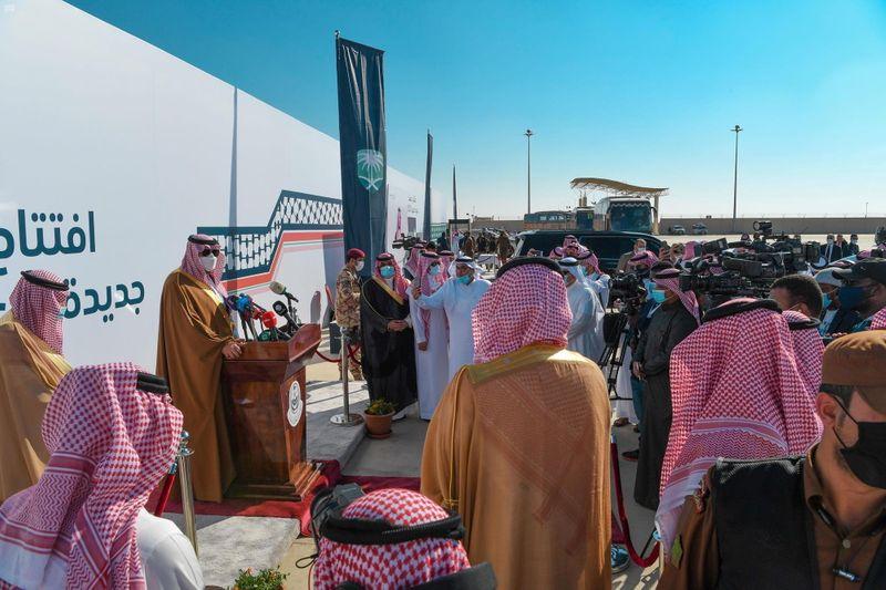 Iraq-Saudi Arabia border crossing opens for trade