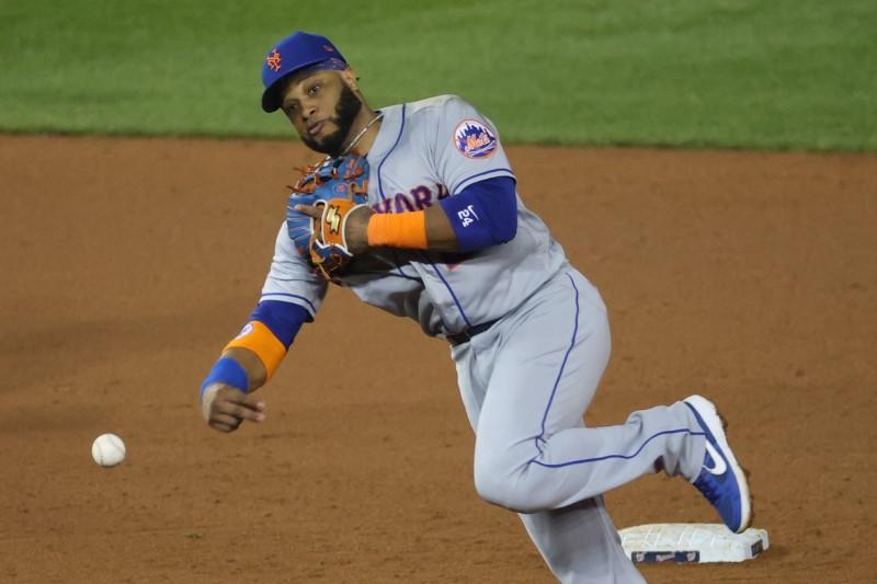 FILE PHOTO: MLB: New York Mets at Washington Nationals