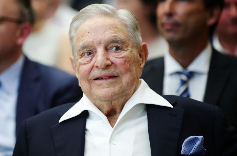 Billionaire investor George Soros is awarded the Schumpeter Prize, an Austrian award for achievement in economics and politics, in Vienna, where the Central European University he funds is opening a new campus after being forced out of his native Hungary