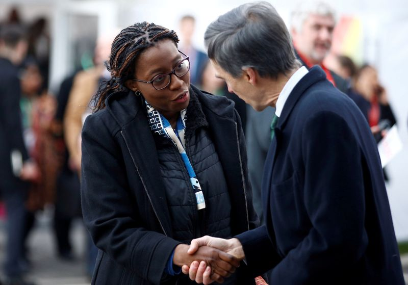 FILE PHOTO: Britain hosts Africa investment summit