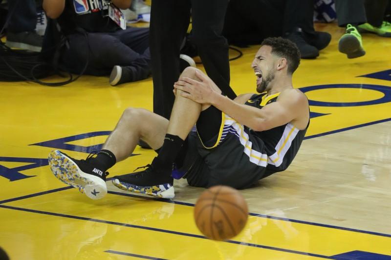 FILE PHOTO: NBA: Finals-Toronto Raptors at Golden State Warriors