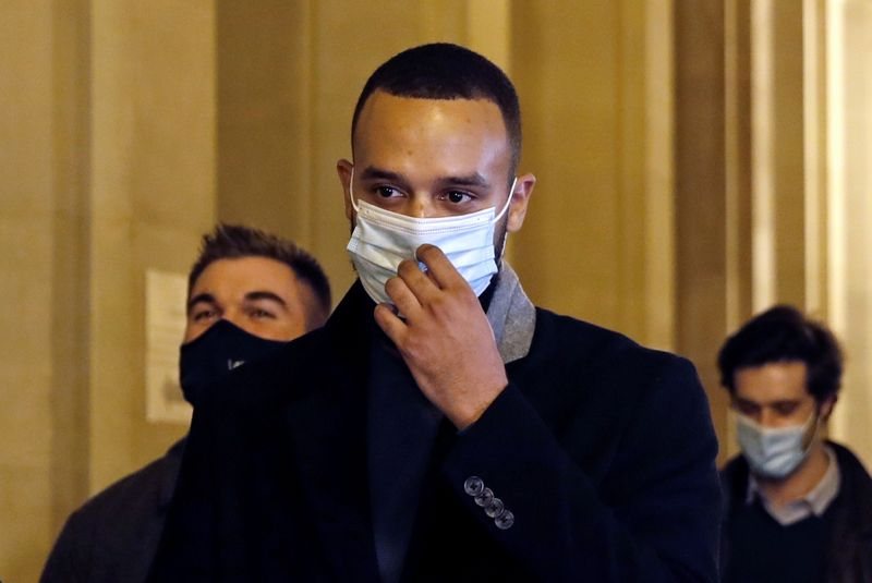 Thalys train attacker, thwarted by Americans, on trial in Paris