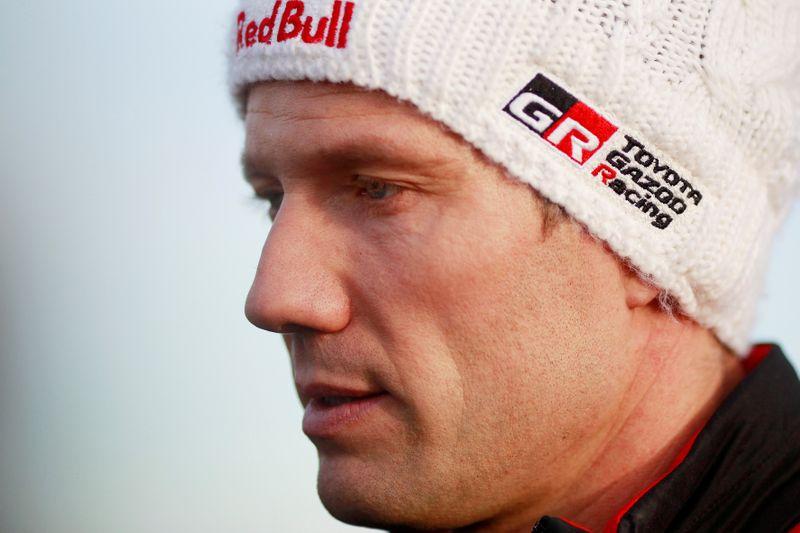 FILE PHOTO: FIA World Rally Championship - Rally Sweden