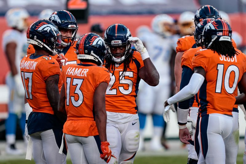 FILE PHOTO: NFL: Los Angeles Chargers at Denver Broncos