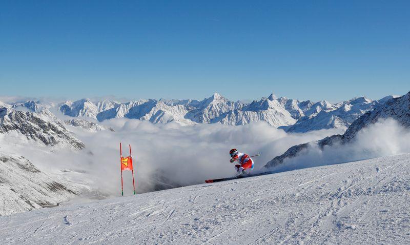 FIS Ski World Cup - Soelden