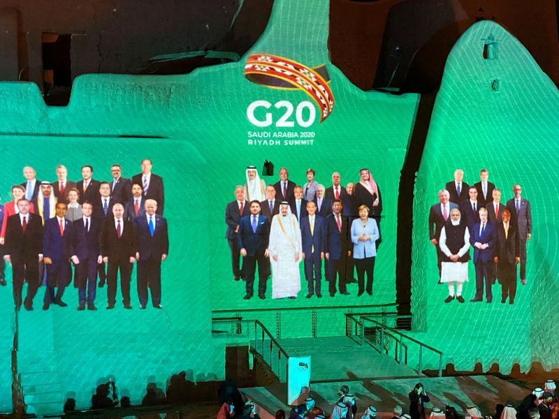 Trump to take part in virtual G20 summit