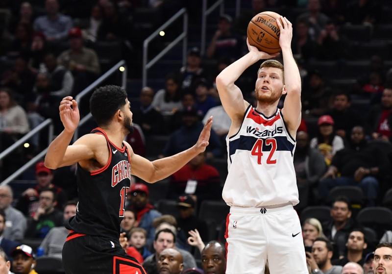 NBA: Chicago Bulls at Washington Wizards