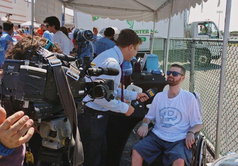 Ice Bucket Challenge co-creator Patrick Quinn dies at age 37