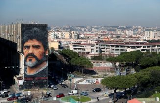 'Adios Diego': World says farewell to flawed hero Maradona as emotions spill over