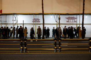 South Korea braces for bed shortages as coronavirus cases near nine-month high