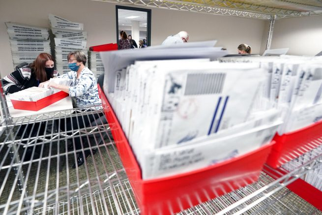 Pa. judge rules late-arriving ballots shall not be counted