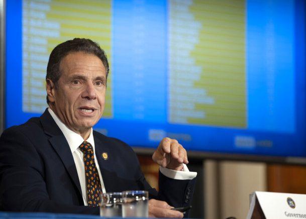 Trump's Calls Cuomo's Bluff on vaccine distribution to NY